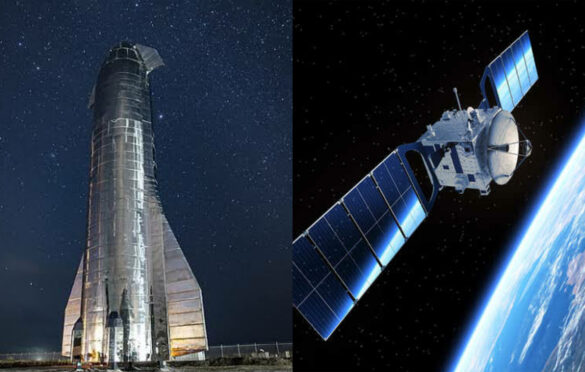 SpaceX and ISRO